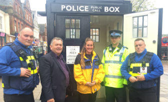 NEW PARTNERSHIP FUNDING FOR BOSCOMBE COMMUNITY SAFETY PATROL OFFICERS