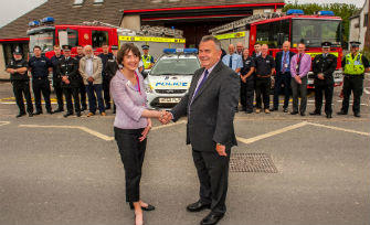 Launch of the Portland Emergency Services Centre