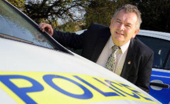 PCC HOLDING VICTIMS FORUM IN BLANDFORD