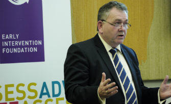 Dorset PCC To Help Launch An Early Intervention Guide For Police At House of Commons