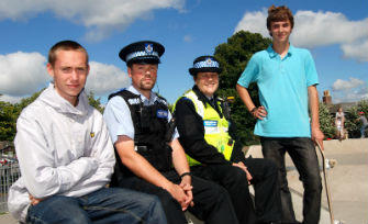 Inaugural Dorset Police Young People Awards