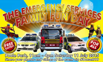 Emergency Services Family Fun Day