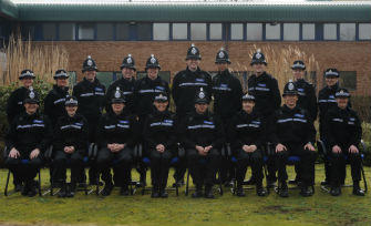 Force Launches Police Officer Recruitment Campaign