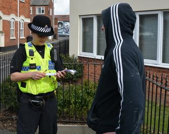 Your chance to help ensure stop and search is used fairly in Dorset